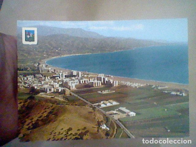 TORRE DEL MAR EDIF TOTO ED DOMINGUEZ CIRCULADA S/Nº S/C 15 X 10 CMS APROX *** (Postales - España - Andalucia Moderna (desde 1.940))