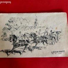 Postales: SEVILLA-A.MARTIN MAQUEDA-SIN DIVISIÓN. Lote 210355526
