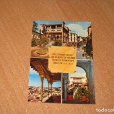 Postales: POSTAL DE GRANADA. Lote 210547513
