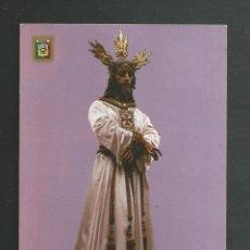 Postales: POSTAL SIN CIRCULAR - MALAGA 3 - SEMANA SANTA - JESUS CAUTIVO - EDITA ESCUDO DE ORO. Lote 210557857