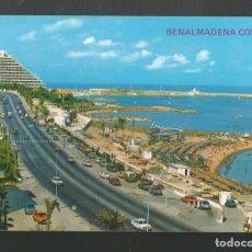 Postales: POSTAL SIN CIRCULAR - BENALMADENA 62 - MALAGA - EDITA ARRIBAS. Lote 210560636
