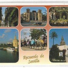 Postales: RECUERDO DE SEVILLA - 1062.. Lote 210572480
