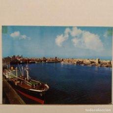 Postales: CÁDIZ, VISTA GENERAL PUERTO Nº 59 EDICIONES SICILIA. Lote 210591471