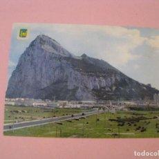 Postales: POSTAL DE LA LINEA. CAMPO DEL GIBRALTAR.. Lote 210771439
