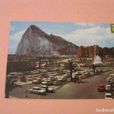 Postales: POSTAL DE LA LINEA. CAMPO DEL GIBRALTAR.. Lote 210771492