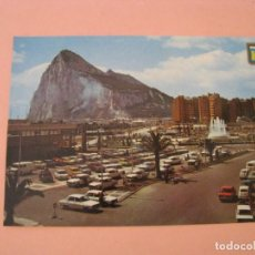 Postales: POSTAL DE LA LINEA. CAMPO DEL GIBRALTAR.. Lote 210771525