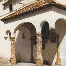 Postales: (29) RONDA. TEMPLETE DE LA VIRGEN DE LOS DOLORES ... SIN CIRCULAR. Lote 210787241