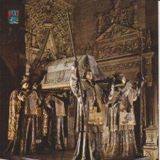 Postales: (294) SEVILLA. MONUMENTO A COLON. PANTEON ... SIN CIRCULAR. Lote 210787527