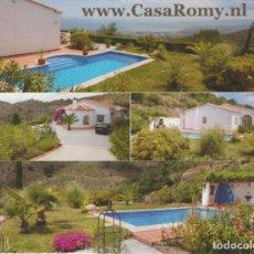 Postales: () ALGARROBO. CASA ROMY . NL. Lote 210787891