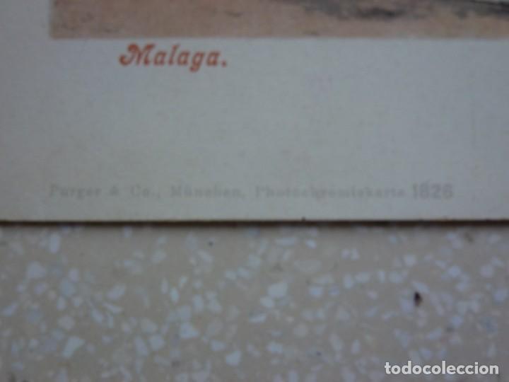 Postales: Postal Málaga - El Parque - Purger 1826 - Foto 3 - 210963589