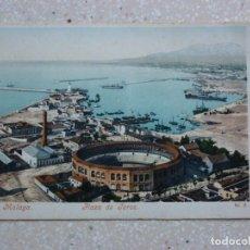 Postales: POSTAL MÁLAGA - PLAZA DE TOROS - PURGER Nº 1825. Lote 210964301