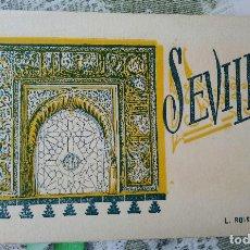 Postales: SEVILLA 18 VISTAS DE L. ROISIN FOTOGRAFO DE BARCELONA.. Lote 211401485