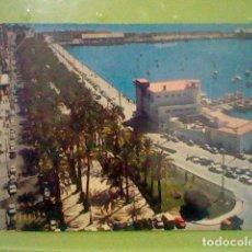 Postales: ALICANTE PASEO MARITIMO CLUB REGATAS ED SICILIA Nº 143 S/C DORSO SOBADO CON RAJA 15 X 10,5 CMS. Lote 211436397
