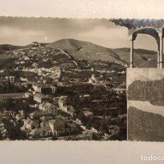 Postales: GRANADA POSTAL NO.12, EL ALBAICIN, VISTO DESDE EL PEINADOR DE LA REINA. EDIC. GARCIA GARRABELLA. Lote 211438115