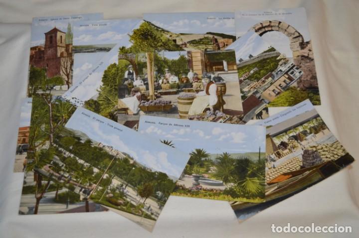 Postales: Lote variado 15 antiguas y difíciles postales - ALMERÍA / Papelería SEMPERE - Principios 1900 ¡Mira! - Foto 2 - 211659629