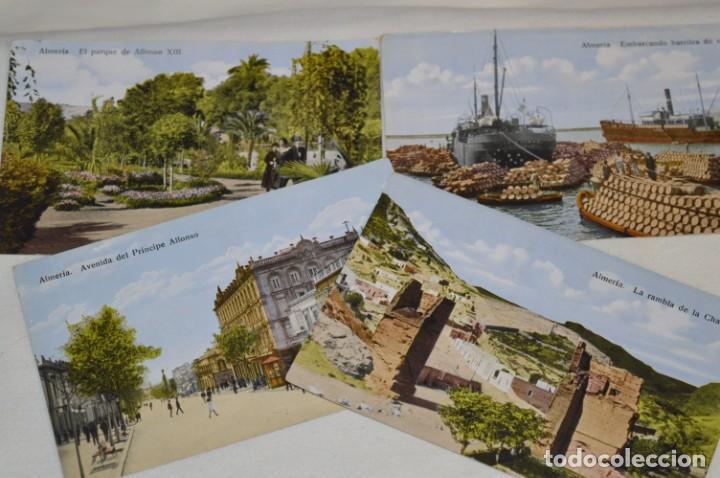 Postales: Lote variado 15 antiguas y difíciles postales - ALMERÍA / Papelería SEMPERE - Principios 1900 ¡Mira! - Foto 5 - 211659629