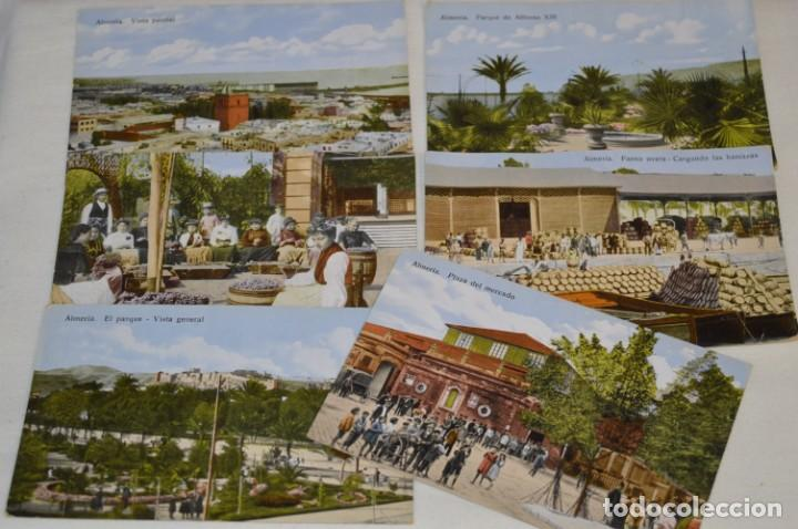 Postales: Lote variado 15 antiguas y difíciles postales - ALMERÍA / Papelería SEMPERE - Principios 1900 ¡Mira! - Foto 6 - 211659629