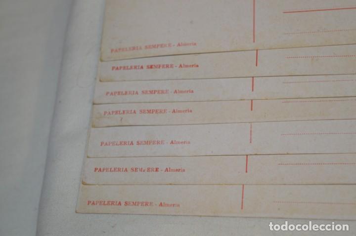 Postales: Lote variado 15 antiguas y difíciles postales - ALMERÍA / Papelería SEMPERE - Principios 1900 ¡Mira! - Foto 8 - 211659629
