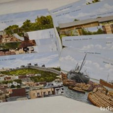 Postales: LOTE VARIADO 15 ANTIGUAS Y DIFÍCILES POSTALES - ALMERÍA / PAPELERÍA SEMPERE - PRINCIPIOS 1900 ¡MIRA!. Lote 211659629