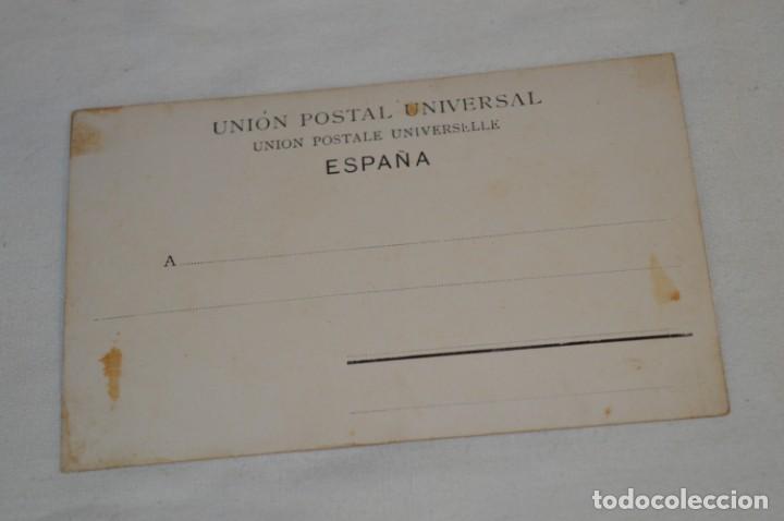 Postales: Almería - TORRÉ del HOMENAJE 47409 - ALMERÍA / Sin circular, antigua y original ¡Mira! - Foto 2 - 211664033