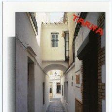 Postales: Nº 46-TARIFA. PUNTA DE EUROPA. CÁDIZ. CALLE TÍPICA. SIN CIRCULAR. ED. EDICINOES ARRIBAS. Lote 211790323