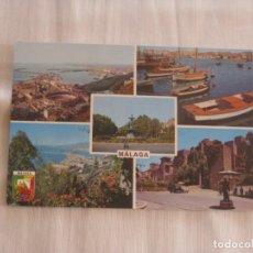 Postales: POSTAL DE MALAGA. Lote 211792175