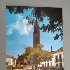 Postales: POSTAL 7 CÓRDOBA BUJALANCE PASEO SANTA ANA ED ARRIBAS. Lote 213959402