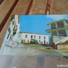 Postales: TARJETA POSTAL DE NERVA HUELVA HOGAR DEL PRODUCTOR. Lote 214129387