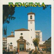 Cartes Postales: (46226) FUENGIROLA. PLAZA DE LA CONSTITUCION. Lote 215036892