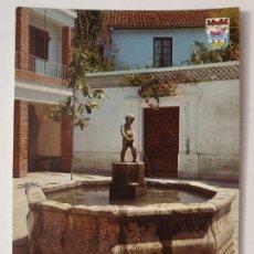 Cartoline: ALMUÑÉCAR - PLAZA EL MEÓN - GRANADA - LMX - GR2. Lote 215340995