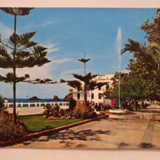 Cartoline: ALMUÑÉCAR - PASEO DEL ALTILLO - GRANADA - LMX - GR2. Lote 215342347