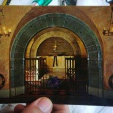 Cartoline: POSTAL CÁDIZ CATEDRAL PANTEÓN DE MANUEL DE FALLA N 45 SICILIA ESCRITA. Lote 215567752