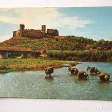 Cartes Postales: FUENGIROLA (MALAGA) POSTAL NO.2008, EL CASTILLO. EDIC. ARRIBAS (H.1960?) S/C. Lote 215568443