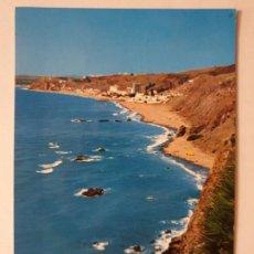 Cartes Postales: FUENGIROLA - PLAYA DE CARVAJAL - LMX - MLG4. Lote 215593451