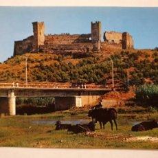 Cartes Postales: FUENGIROLA - CASTILLO ÁRABE DE SOHAIL - LMX - MLG4. Lote 215593503