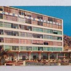 Cartes Postales: TORREMOLINOS - HOTEL LAS MERCEDES - MÁLAGA - LMX - MLG7. Lote 215646836