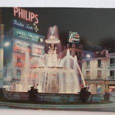 Cartes Postales: MÁLAGA - FUENTE DE LA PLAZA DE JOSÉ ANTONIO - LMX - MLG8. Lote 215663317