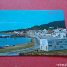 Cartes Postales: GARRUCHA ( ALMERIA ) DETALLE DEL MALECON . VISTA DEL PASEO. Lote 215811056