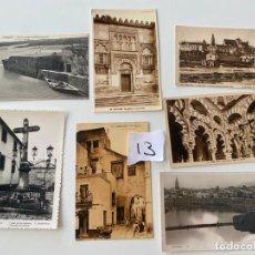 Postales: CORDOBA LOTE DE 7 POSTALES , ROISIN. Lote 215825082