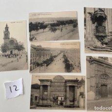 Postales: CORDOBA LOTE DE 6 POSTALES , AGENCIA MUNICIPAL DE TURISMO. Lote 215825576