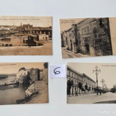 Postales: CORDOBA LOTE DE 4 POSTALES , RAFAEL GARZON. Lote 215825948