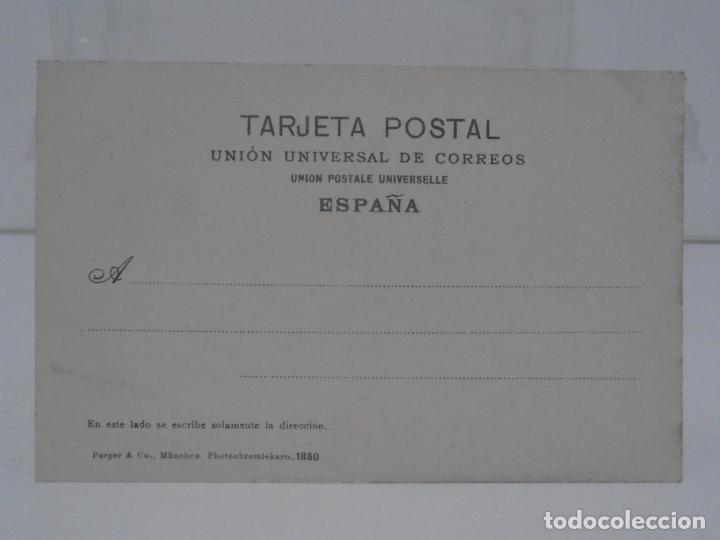 Postales: ANTIGUA POSTAL, SEVILLA, ALCAZAR, SALON DE EMBAJADORES, UNION UNIVERSAL DE CORREOS - Foto 2 - 217248871