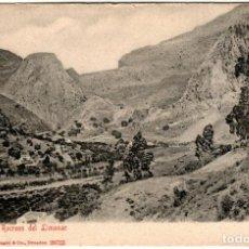 Postales: BONITA POSTAL - MÁLAGA - RECREOS DEL LIMONAR - STENGEL. Lote 217249425