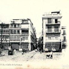 Postales: SEVILLA-CALLE DE LA SIERPE-LAURENT Nº 41. Lote 217596493