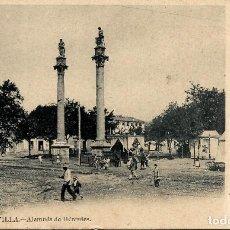 Postales: SEVILLA-ALAMAEDA DE HERCULES-LAURENT Nº 8. Lote 217596971