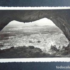 Postales: POSTAL VALENCIA. JÁTIVA. PANORÁMICA DESDE LA CUEVA DE LAS PALOMAS. EDICIONES ARRIBAS.. Lote 217998598