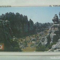 Postales: POSTAL DE ANTEQUERA ( MALAGA ): EL TORCAL. Lote 218061127