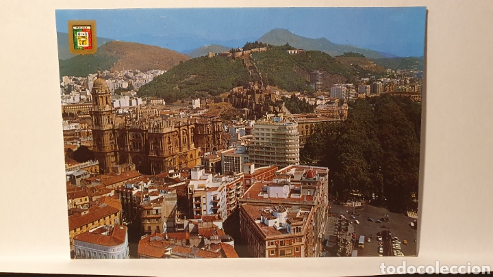 N°87 MALAGA/ COSTA DEL SOL/ SIN CIRCULAR/ (REF.D.106) (Postales - España - Andalucia Moderna (desde 1.940))