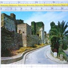 Cartes Postales: POSTAL DE MÁLAGA. AÑO 1969. SUBIDA A LA ALCAZABA. 103 7 HERMAN DEL REY. 3109. Lote 218941833