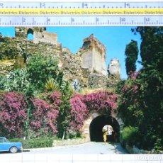 Cartes Postales: POSTAL DE MÁLAGA. AÑO 1969. JARDINES DE PUERTA OBSCURA. 103 11 HERMAN DEL REY. 3112. Lote 218941902